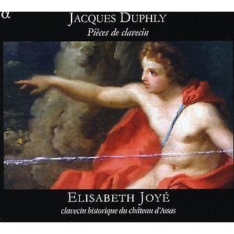 J. Duphly - Jacques Duphly: Pi Ces De Clavecin [CD] USA import