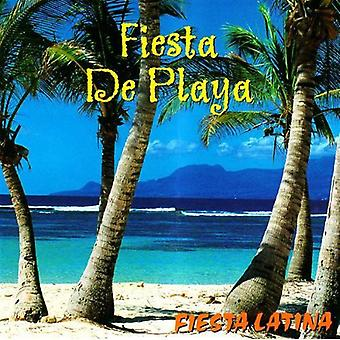 Fiesta Latina - Fiesta De Playa [CD] USA importerer