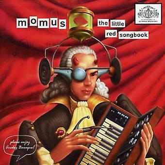 Momus - lille røde sangbog [CD] USA importerer