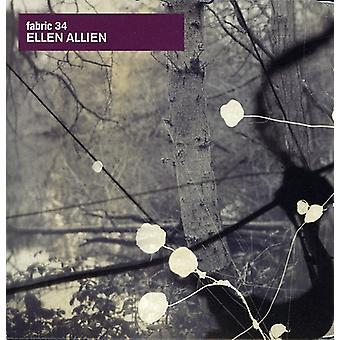 Ellen Allien - Fabric 34 [CD] USA import