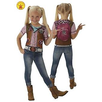 Rubie's Cowgirl Costume Children (Costumes)