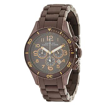 MARC By Marc Jacobs roccia Marina Chronograph Ladies Watch MBM3122