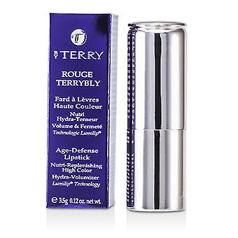 By Terry Rouge Terrybly Age Defense Lipstick - # 401 Guilty Nude 3.5g/0.12oz