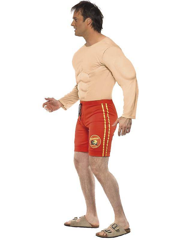 Baywatch David Hasselhoff muscle suit costume costume