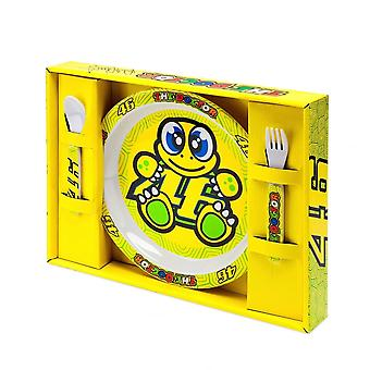 Valentino Rossi VR46 Baby Set Meal Multicolor
