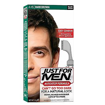 Just For Men Just For Men AutoStop Foolproof Haircolour Medium-dark Brown A40