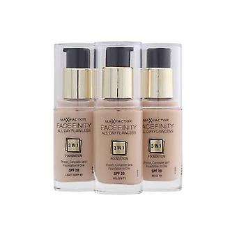 Max Factor Max Factor gezicht Finity 3 In 1 honing