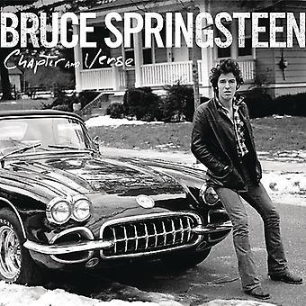 Bruce Springsteen - importação EUA capítulo e versículo [CD]