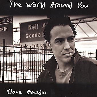 Dave Amadio - import USA świat wokół Ciebie [CD]