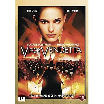 V for Vendetta (V For Vendetta) (DVD)
