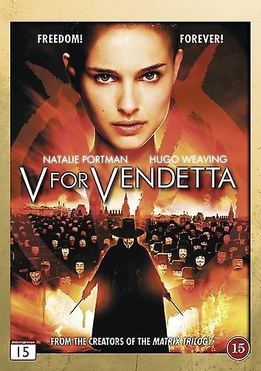 V de Vendetta (V For Vendetta) (DVD)