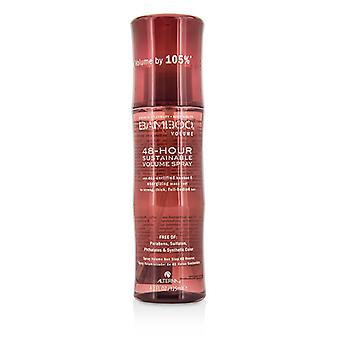 Alterna Bamboo Volume 48-Hour Sustainable Volume Spray (For Strong, Thick, Full-Bodied Hair) 125ml/4.2oz