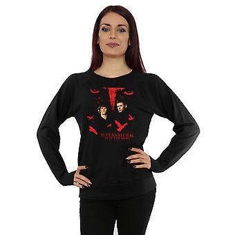 Supernatural Women's Crow Eyes Sweatshirt
