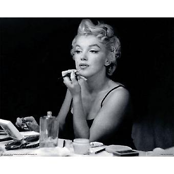 Marilyn (Lipstick) Poster Print by Sam Shaw (36 x 24)