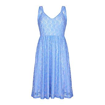 Yumi Womens/Ladies Strappy Lace Dress