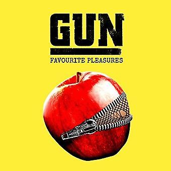Gun - Favourite Pleasures [CD] USA import