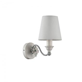 Maytoni Lighting Floret Elegant Collection Sconce, White
