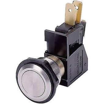 Tamper-proof pushbutton 250 Vac 15 A 1 x On/(On) Arcolectric
