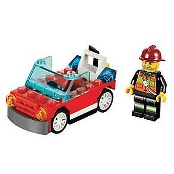 30221 LEGO fire truck polybag