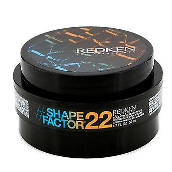 Redken Styling Shape Factor 22 Sculpting Cream-Paste 50ml/1.7oz