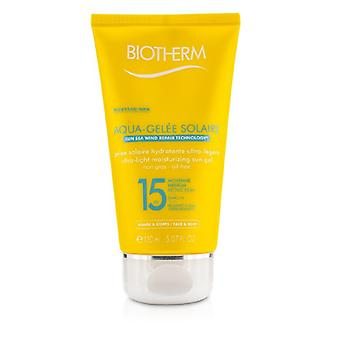 Biotherm Ultra Light fugtgivende Sun Gel SPF15 (Aquagelee) 150ml/5,07 oz