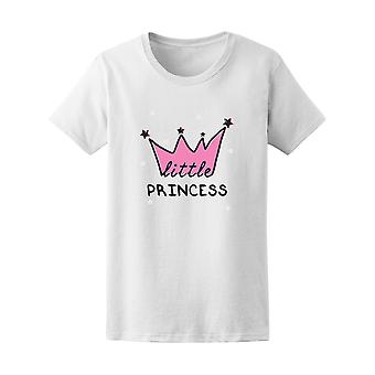 Pink Crown Little Princess Tee - Image by Shutterstock