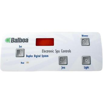 Balboa 10307 Duplex Digital Panel Overlay