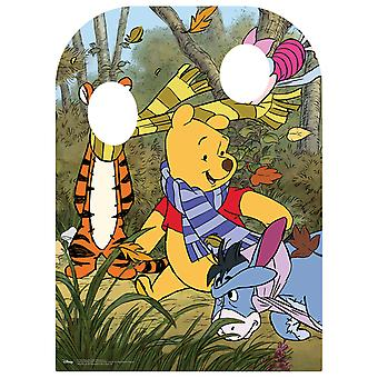 Winnie The Pooh and Friends Child Size Stand-in Cardboard Cutout / Standup