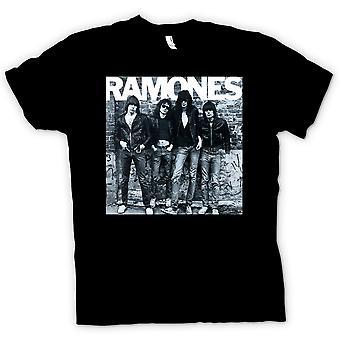 Kinderen T-shirt - Ramones - Punk Rock - Album Art