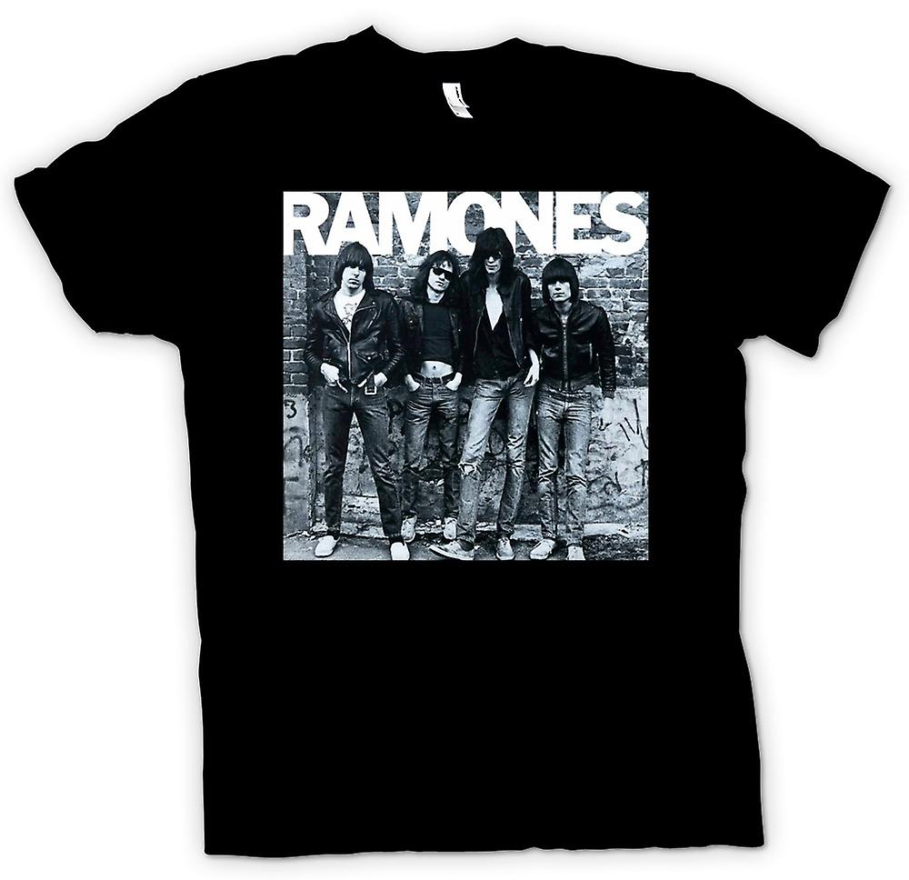 T-shirt enfant - Ramones - Punk Rock - Album Art