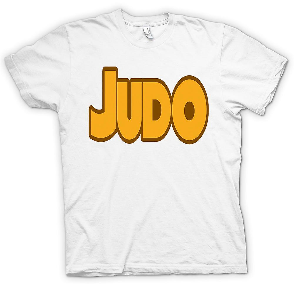 Womens T-shirt - Judo - Martial Art - Slogan