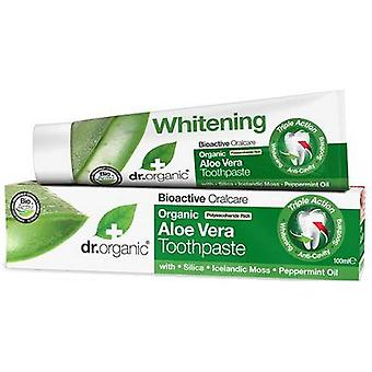 Dr. Organic Aloe Vera Toothpaste (Hygiene and health , Dental hygiene , Toothpaste)