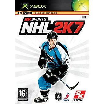 NHL 2K7 (Xbox) - Factory Sealed