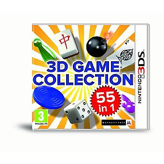 3D Game Collection 55-in-1 (Nintendo 3DS)
