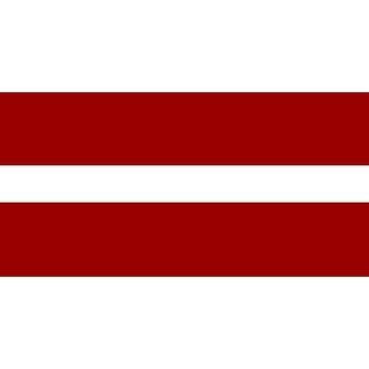 Latvia Flag 5ft x 3ft With Eyelets For Hanging