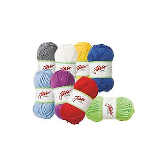 Acrylic yarn Molly 8 colors