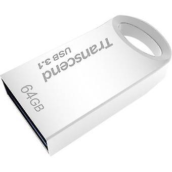 Transcend JetFlash® 710S USB stick 64 GB Silver TS64GJF710S USB 3.0