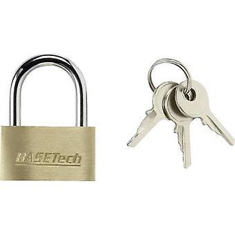 Basetech With 3 keys 1363031 Gold-yellow Key