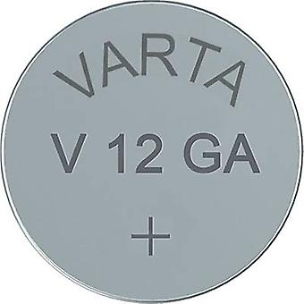 Button cell LR43 Alkali-manganese Varta Electronics AG12