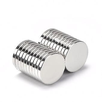 Neodym Magnet 14 x 1 mm Scheibe N35 - 5 Stück