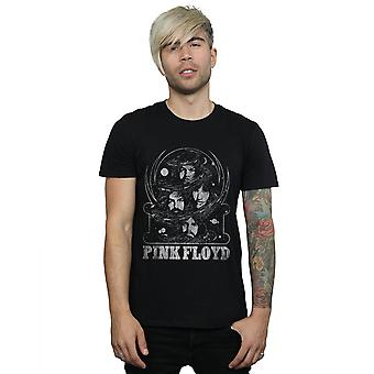 Pink Floyd Herren beunruhigte Gesichter T-Shirt