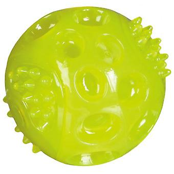 Trixie Flashing Ball Thermoplastic Rubber (TPR) (Dogs , Toys & Sport , Balls)