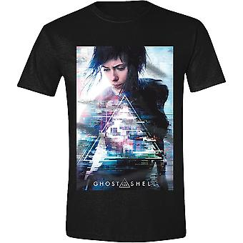 Ghost in the Shell T-Shirt Movie Poster