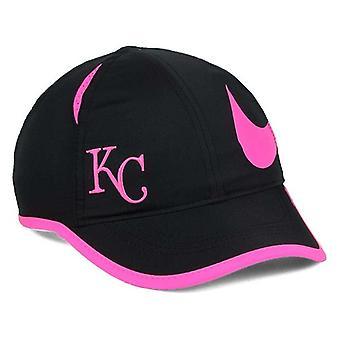 Канзас-Сити Роялс MLB Nike полулегком Aerobill регулируемые шляпа