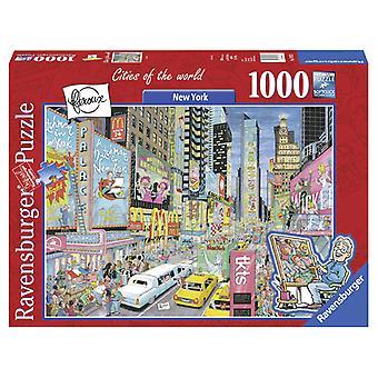 Ravensburger Puzzel New York 1000 Stukjes