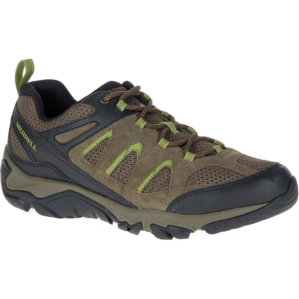chaussures homme Merrell Outmost évent J09547