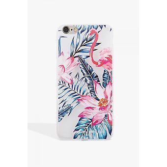 Little Mistress Accessories Multicoloured Flamingo Case Iphone 6