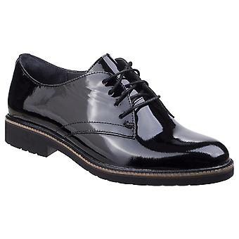 Rockport Womens/Ladies Abelle Lace Up Leather Shoes