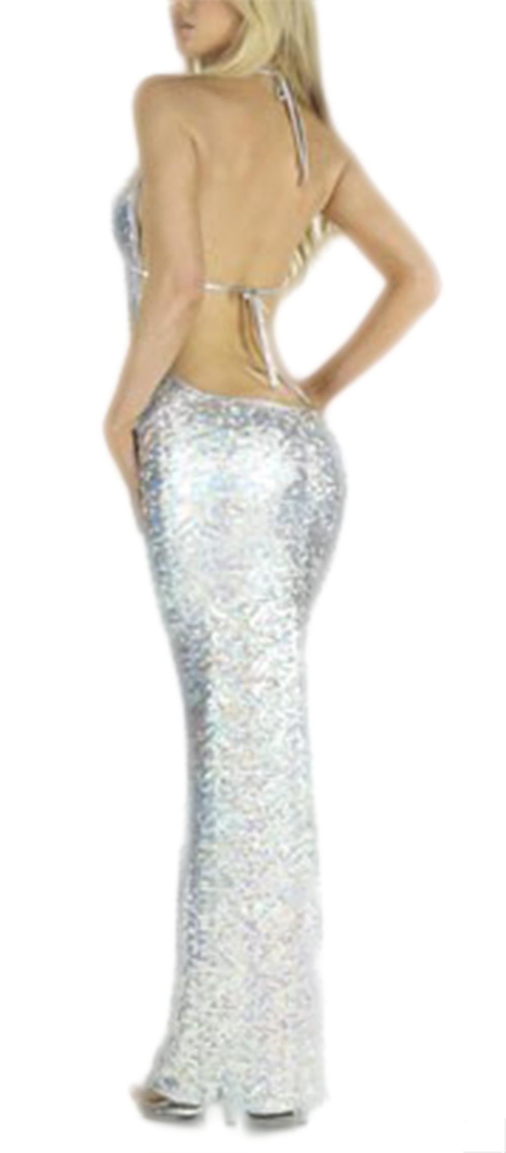 Waooh - Evening Dress Shimmer Tarus