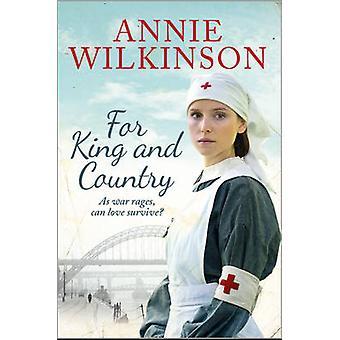 Per il re e il paese (riedizione) di Annie Wilkinson - Bo 9781471115424